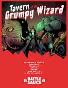 Tavern of the Grumpy Wizard