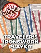 Traveler's Ironsworn Play Kit