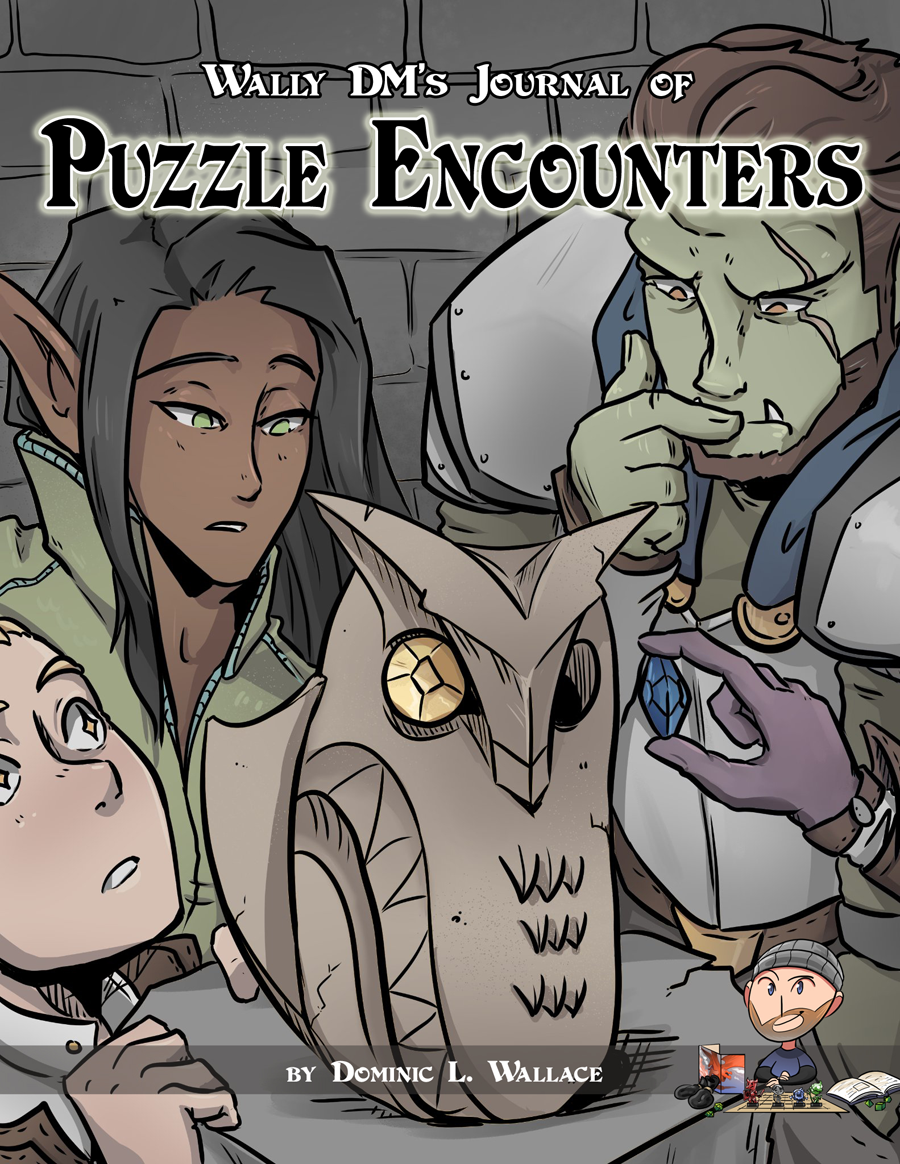 Wally DM's Journal of Puzzle Encounters