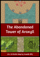 The Abandoned Tower of Araxyll