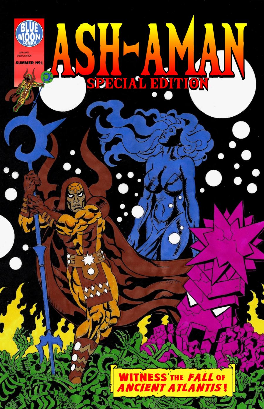 Ash-Aman Special Edition #1