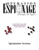 Operation Espionage: A Game of Spies -- Spymaster Screen