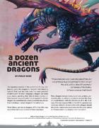 A Dozen Ancient Dragons