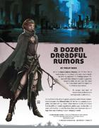 A Dozen Dreadful Rumors