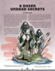 A Dozen Undead Secrets