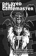 Delayed Blast Gamemaster #3
