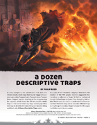 A Dozen Descriptive Traps