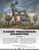 A Dozen Treacherous Encounters