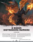 A Dozen Distressing Rumors