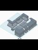 OpenLOCK compatible Sci-Fi Corridor Set