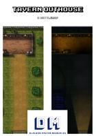 Tavern Outhouse - A Battlemap