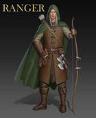 Fantasy Stock Art: Human Ranger