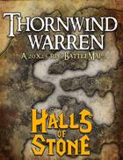 Battlemap - Thornwind Warren