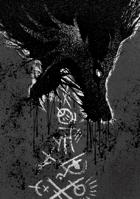 Cursed Skinwalker - A class for MÖRK BORG