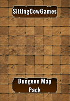 SCG - VTT - Modular Ancient Dungeon Map-Tiles