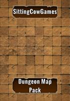 SCG - VTT - Modular Ancient Dungeon Map-Tiles