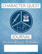 Character Quest Journal