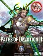 Somnus Domina: Paths of Devotion II (5e Paths of Devotion  and  Artifacts)