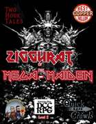 Ziggurat of the Mega-Maiden