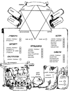 Warlock Character Sheet
