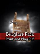 Burglars Pack PnP Cards