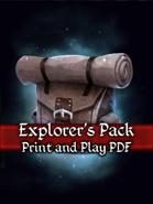 Explorers Pack PnP Cards