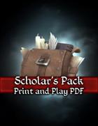 Scholars Pack PnP Cards
