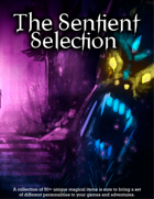 The Sentient Selection - Sample Pages