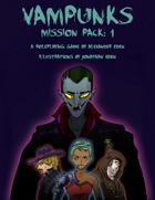 VAMPUNKS Mission Pack: 1