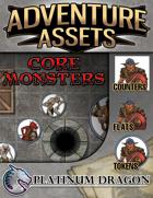 Adventure Assets - Core Monsters