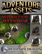 Adventure Assets - Monster Patrols