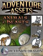 Adventure Assets - Animals + Beasts