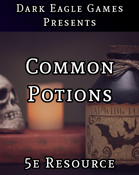 Common Potions