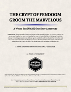 The Crypt of Fendoom Groom the Marvelous