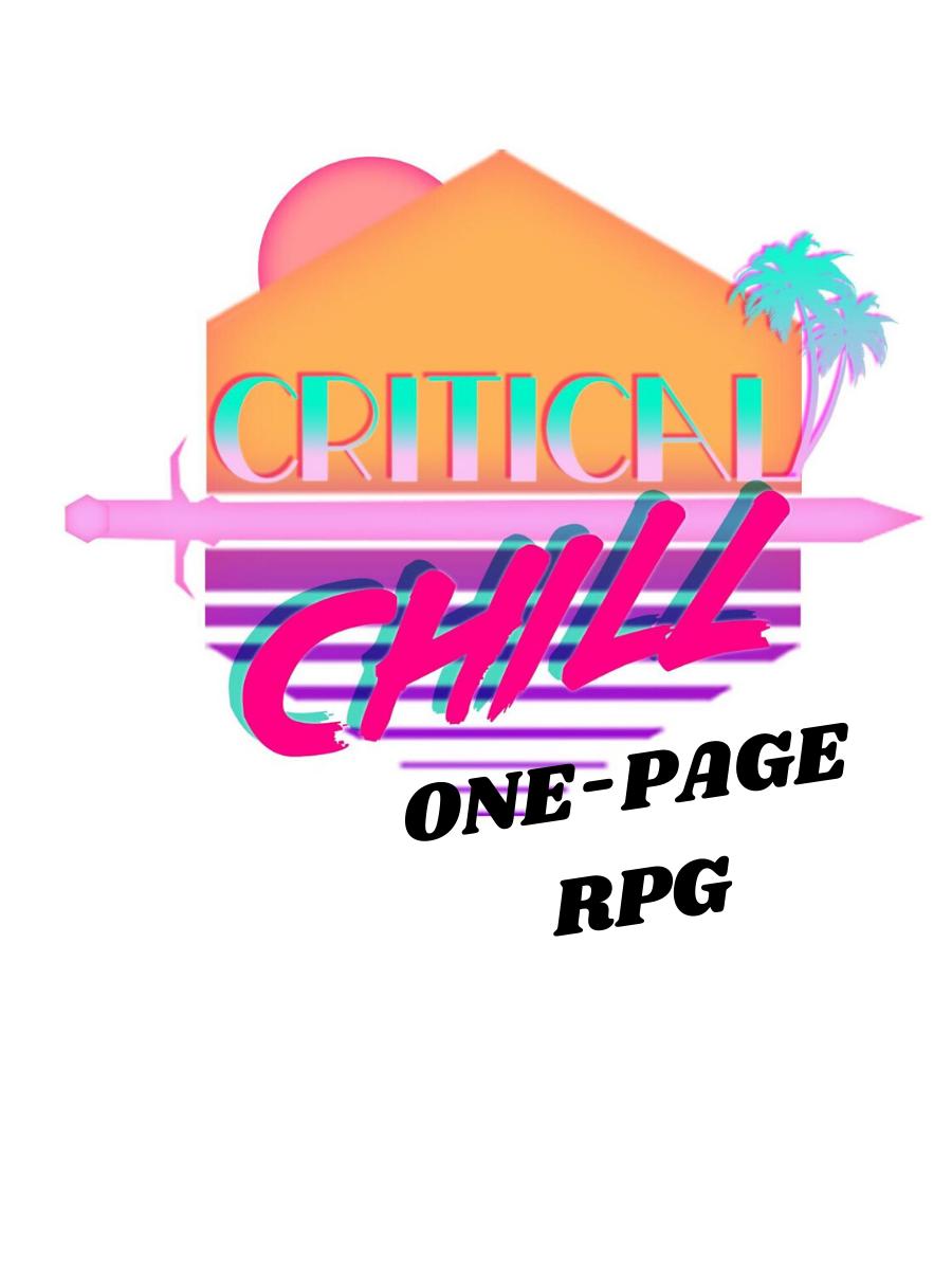 Critical Chill
