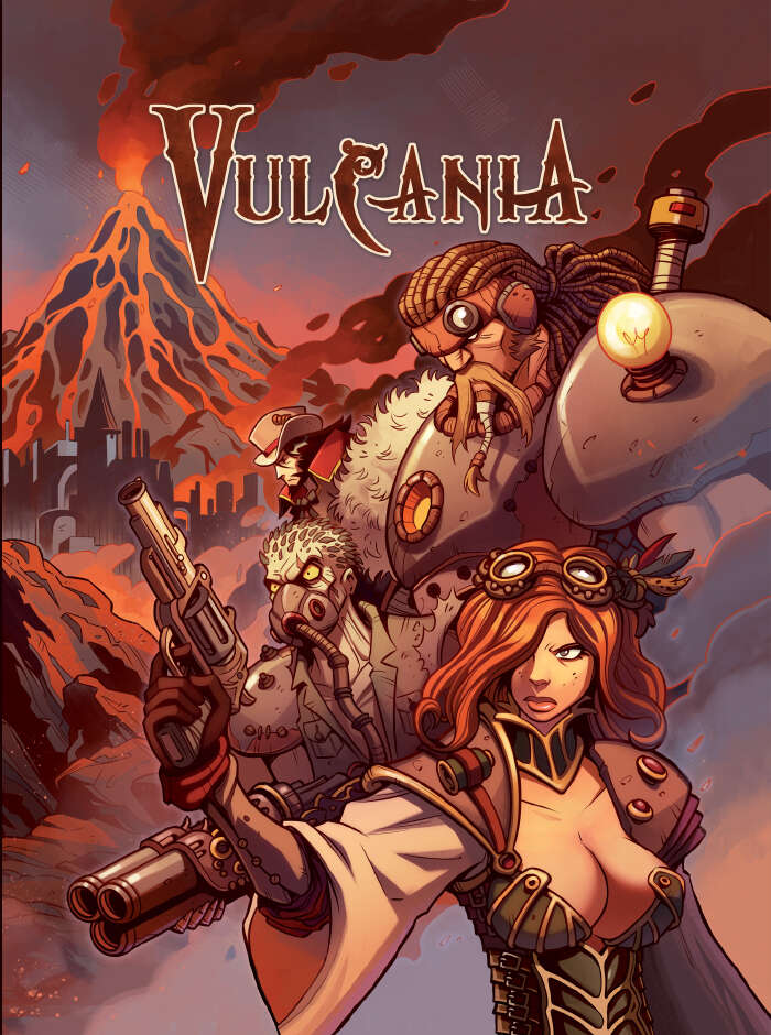 Vulcania The Role-Playing Game