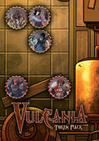 Vulcania Tokens Pack