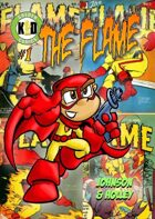 The Flame #1