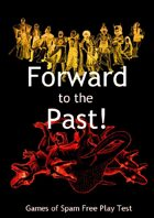 Forward to the Past