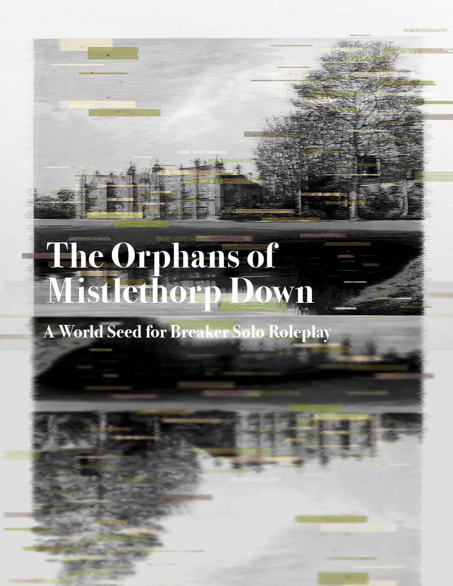 Cover of The Orphans of Mistlethorp Down
