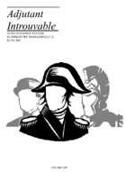 Adjutant Introuvable