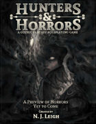 Hunters & Horrors 2020 Preview