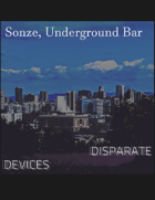 Sonze, Underground Bar