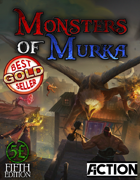 Monsters of Murka Campaign Setting (5e)