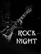Rock Night!