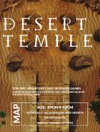 Desert Temple - Battlemap