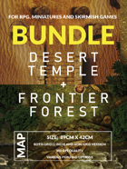 Desert and Forest Map Bundle [BUNDLE]