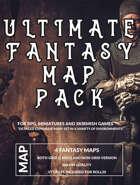Ultimate Fantasy Map Pack [BUNDLE]