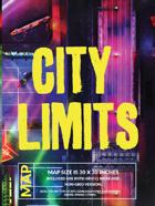 City Limits  - Cyberpunk Battlemap