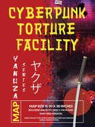 Cyberpunk Yakuza Torture Facility